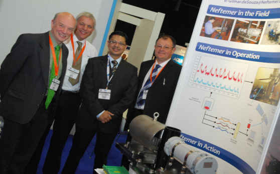 Neftemer attends Offshore Europe 2009 Oil and Gas Exhibition